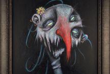 Zombienose Paintings / Zombienose Paintings
