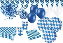 Oktoberfest Party Ideas / David & Liz's Party