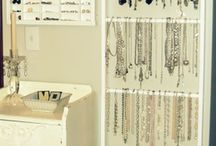 organizing all my jewels