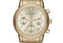 Michael Kors watches / Looooooooove this watches