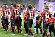 Les matchs de la saison 2014/15 / Photothèque des matches du TFC, majoritairement au Stadium et parfois dans d'autres stades de Ligue 1.