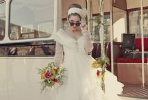 Oh My Honey Wedding Dresses 2014 / Collection of Oh My Honey dresses, handmade in Brighton, UK.
