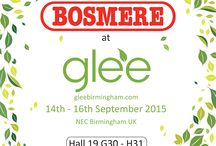 Up & Coming / What's new with Bosmere.