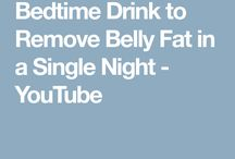 Belly fat removal of belly fat