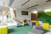 Interiors: Offices