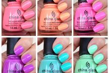 Nail Ideas / by Andrea Dallas