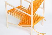καρέκλα με σχοινι