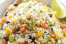 Healthy and easy salads / Healthy and easy salad ideas and recipes for a fresh and delicious lunch or dinner.