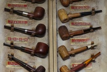 Tobacco Pipes  / by Ben Lambert
