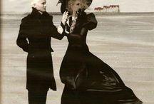 Elegant Gothic style