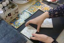Керамика (плитка, стекло)