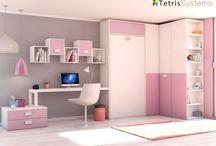 girls office desk