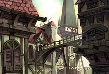 illustration【background】