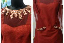Ethnic wear.