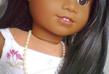 American girl Doll Sonali Melody #46
