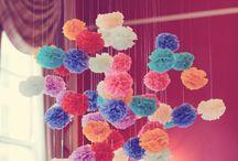 Pompon Maker Inspiration