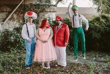 Wedding Theme: Super Mario