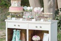 Alquiler de muebles para bodas - Renting furniture for wedding / Haz de tu boda un recuerdo único