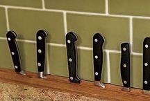 knives storage