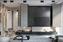 interiors I media center