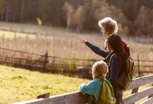 Urlaub mit Kinder in Südtirol / Mit Kindern in den Urlaub gehen und schöne Zeiten genießen.