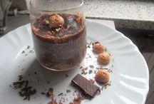 DOLCI / Dolci al cucchiaio, torte e pasticceria.