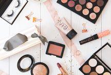 Flat lays - makeup