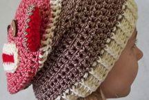 Шапки,шарфы,снуды крючком