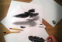 Drawing Ideas / Amazing drawings and drawing ideas