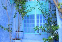Elegance of BLUE