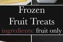 Frozen fruit goodies