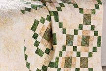 quilts - irish chain