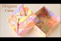origami cajas