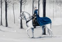 The Winter Prince (Jack Frost)