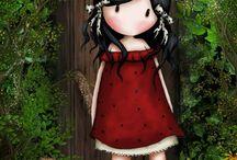 kis lány