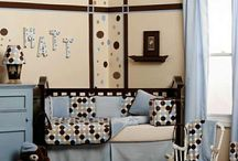 Boy nursery / by Samantha Shaffer