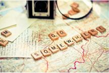 Go somewhere!