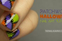 Nails - Patchwork