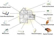 Domotica / Maak van je huis een slim huis dat je verwarmt, veilig is en met je ' mee denkt'