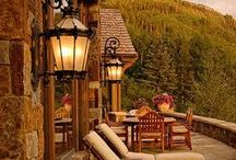 Mountain Château's / This board is about beautiful mountain chateau's.