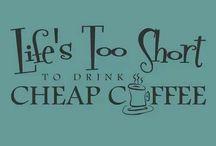 Coffee Cup/Tea Time / by Charlotte Hoyhtya