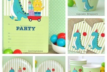 Party Designs (boy themes)