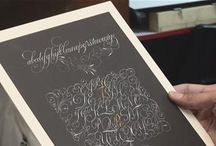 Lettering / by Angela Anderson