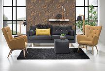 Livingroom/ olohuone / Ideoita ja inspiraatiota olohuoneen sisustukseen. Ideas and inspiration for living room decor.