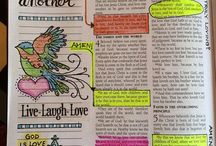 Bible Journaling / by Farrah Brown