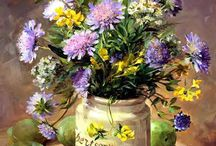 art of Anne Cotteril