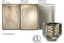 Glaze ceramisc
