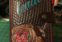 Leather Goods / This is a group board to showcase awesome leather crafters work!