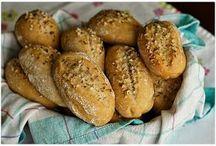 chlieb rohlíky