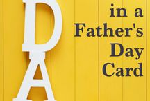 Father's Day / Gifts, gadgets, and fun for Father's Day